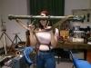 ZD-1 optikai távmérő és Andi lányom találkozója...