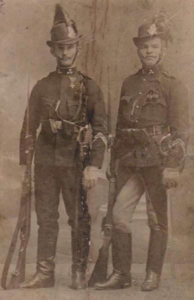 Csendőrök