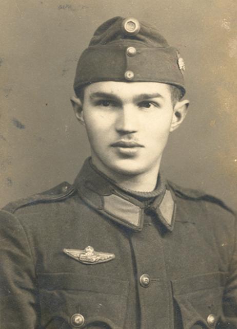 Kovács Sándor - Magyar páncélos