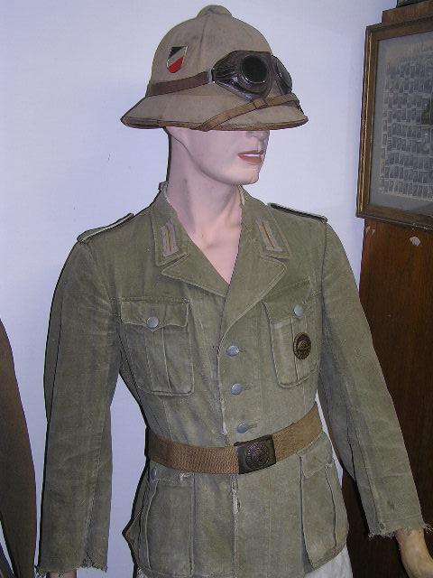 Afrikakorps egyenruha