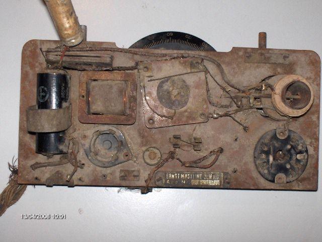 Messerschmitt rádió