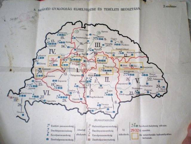 Alakulati térkép