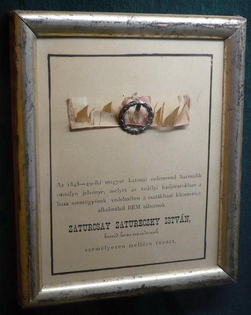 1848-as kitüntetés