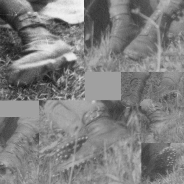 Bakancsok (hegyi-határvadász)