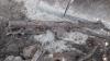 Exklúzív képriport: Fegyverlerakat az óvoda udvarán