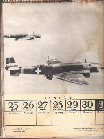 Doni naptár 1943 jan. -4