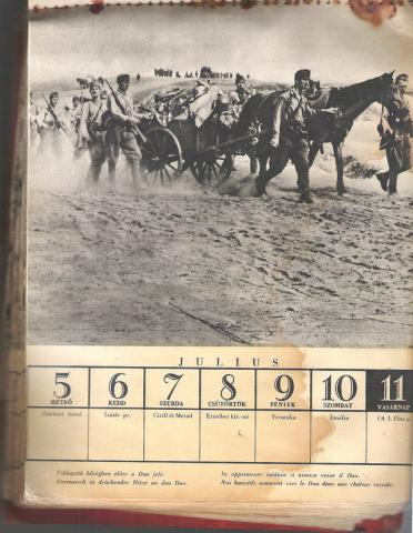 Doni naptár 1943 július -1