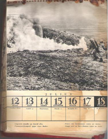 Doni naptár 1943 július -2