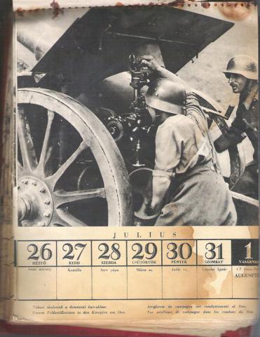 Doni naptár 1943 július -4