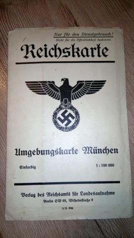 Német térkép
