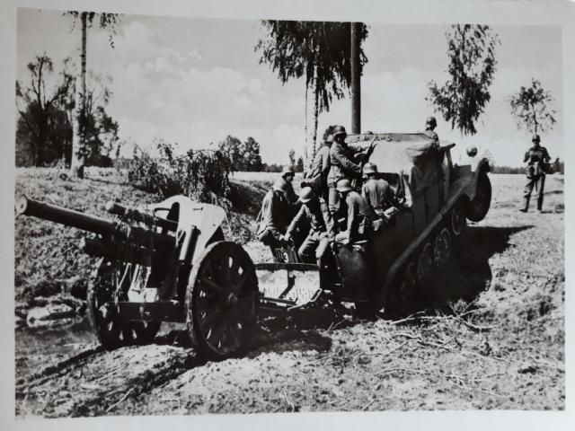 Úttalan utakon 2. – valahol a keleti fronton