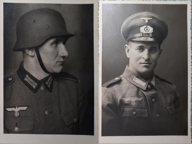 Képek egy német katonáról