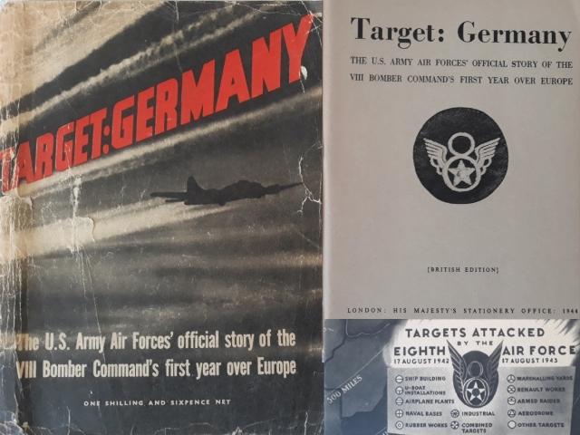 Cél: Németország – Az US Army Air Force kiadványa 1944-ből