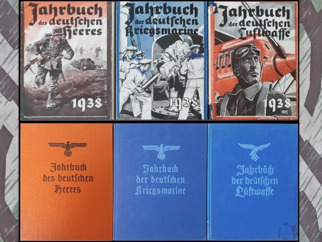 A Wehrmacht évkönyve 1938-ból
