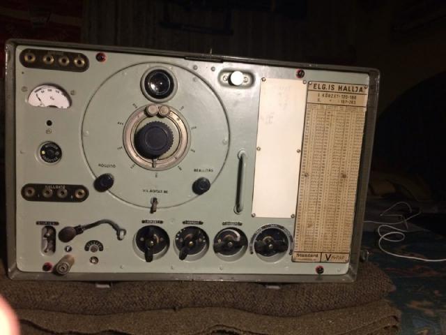 Egy csodálatosan restaurált és működő R/7