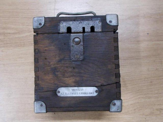 30M TBK kiegészítő készüléke