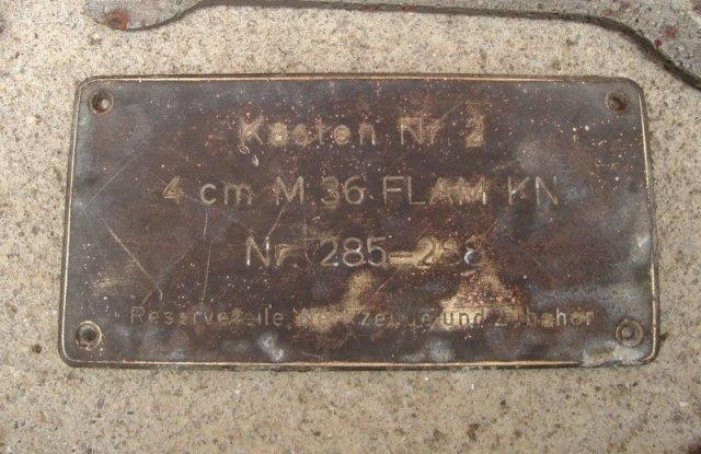 4cm M36 FLAM KN