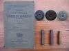 Gyalogsági Gyakorlati Szabályzat és három magyar gyártású lőszerhüvely