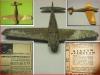 II. világháborús repülőgép modell roncs a MÉH telepről