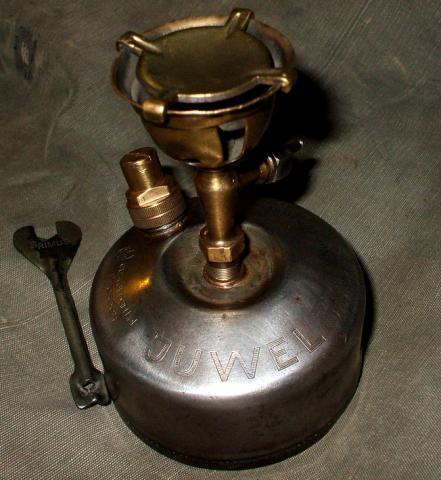 Juwel benzinfőző