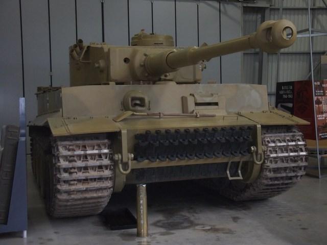 Bovington Tank Múzeum
