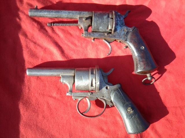 19. századi revolverek