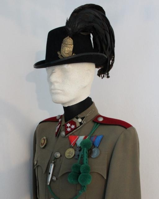 Csendőr járőrvezető