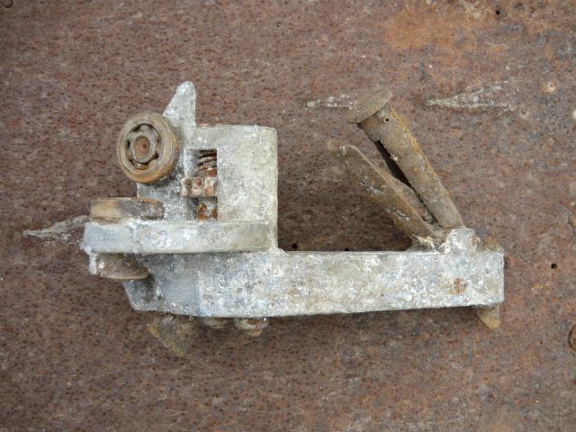 12,7mm-es UBT géppuska alkatrész