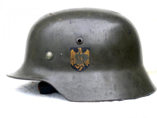 M35 korai Kriegsmarine sisak