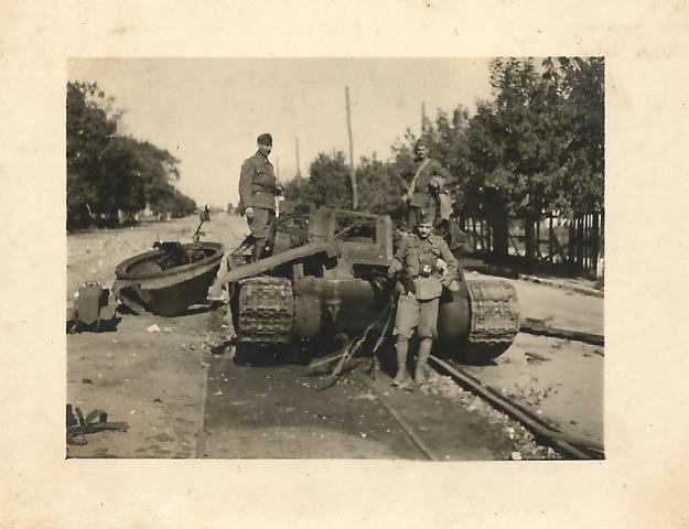 Nagyapám, Voronyezs 1942.09.21.