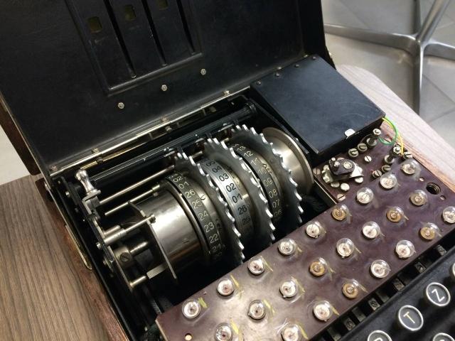 Enigma a Magyar Honvédség Kibervédelmi Akadémiáján
