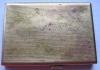 Északi visszacsatolás emlékére készült cigarettatárca