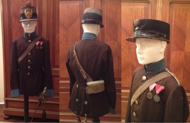 Vonatcsapatos hadnagy