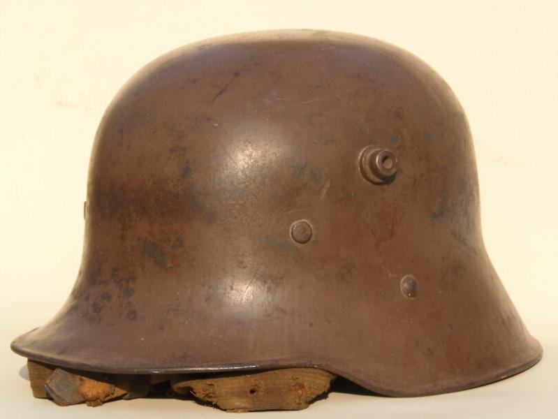 osztrák-magyar sisak 1917