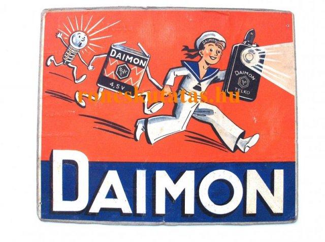Daimon reklám és játék 1935-1940