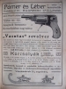 """Vasutas"" revolver 1911-ből"